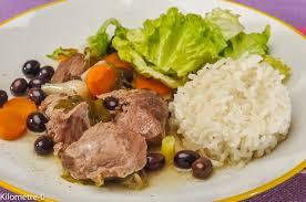cuisine basque recettes joues de porc aux olives kilometre 0 fr