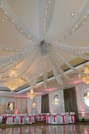 How To Drape Ceiling For Wedding Best 25 Hanging Ceiling Decorations Ideas On Pinterest Wedding