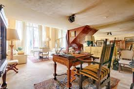 luxury duplex one bedroom in paris french property investment