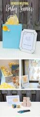 hosting a gender neutral baby shower bubbly design co