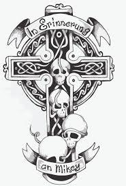 vectorized celtic cross by snowtraz on deviantart