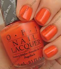 opi mod about brights swatches all lacquered up