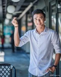 Gu thá i trang cá tnh cá §a Văn Ton Quang Hải C´ng PhÆ°á £ng U23 Viá ‡t Nam