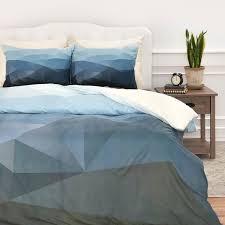 Blue Duvet Modern Duvet Comforter Sets Allmodern