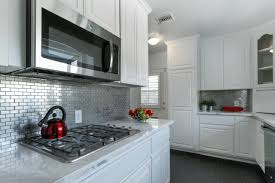 stainless steel backsplashes for kitchens stainless steel 1 x 3 kitchen backsplash subway tile outlet