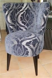 Grey Bedroom Chair by Mason Bedroom Chair Australian Made Silver Grey Blue Zepel