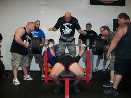 Bench Press Assistance Work Building The Bench Press Westside Barbell Style Syatt Fitness