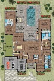 mediterranean floor plans florida mediterranean house plan 71532 the study house two