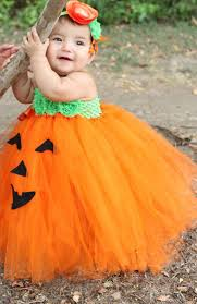 4 Month Halloween Costume 25 Pumpkin Tutu Ideas Cute Baby Halloween