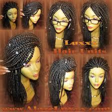 box braids vs individuals trending box braid wig hand made poetic justice box braid unit wig