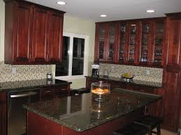 Diamond Reflections Cabinetry by Diamond Kitchen Cabinets Traditional Kitchen Cherry Black Forest
