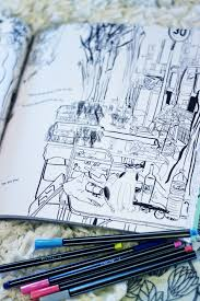 cats in paris a coloring book review through clouded glass