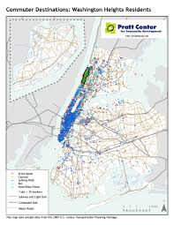 Train Map New York by Map Of Washington Heights New York You Can See A Map Of Many