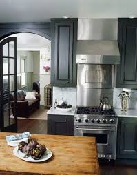 Painting Kitchen Cabinets Black Paint Kitchen Cabinets Black Kitchen Crafters