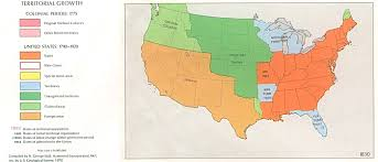United States Atlas Map Online by Territorial Growth Of The United States 1830 Maps Pinterest