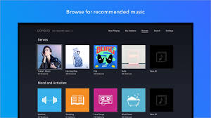 pandora radio for tv android apps on google play
