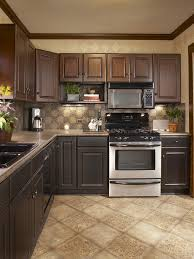 kitchen tile floor ideas beige kitchen tile floor tile designs