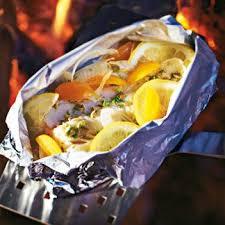 comment cuisiner barracuda recette filets de barracuda en papillote cuisine madame figaro