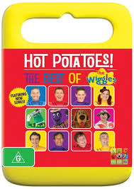 wiggles potatoes the best of the wiggles abc shop