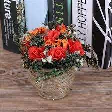 decorative floral arrangements home new arrival cheap artificial flowers arrangement decorative