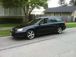 subaru legacy black 2005 subaru legacy gt wagon awd auto sales