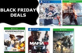 best video games deals for black friday top 2016 black friday video game and console deals for ps4 and