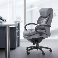 Office Desk Chair Reviews Serta 45457 Smart Layers Commercial Executive Office Chair Review