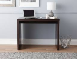 Modern Espresso Desk Desk Modern Espresso Floating Wall Mounted Desk Storage Corner