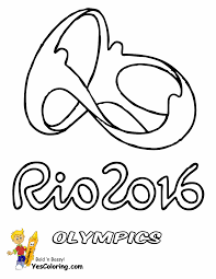 sporty olympic coloring pages yescoloring free olympics sports
