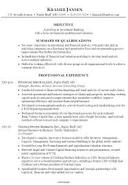 investment banking resume template investment banking resume template endspiel us