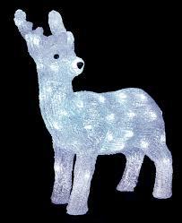christmas reindeer lights christmas lights decoration