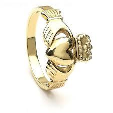 claddagh rings claddagh ring heavy
