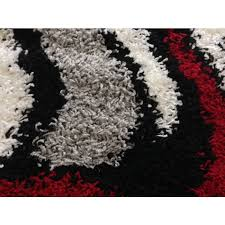 Modern Shaggy Rugs Black And White Shaggy Rugs Roselawnlutheran