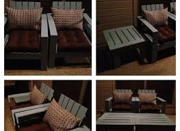 Diy Lounge Chair Ana White Simple Outdoor Chair Diy Projects Hastac 2011