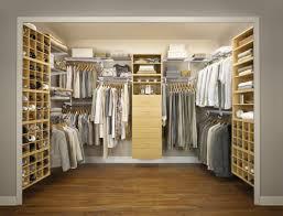 rustic bedroom design with teak wood closet systems wooden closet