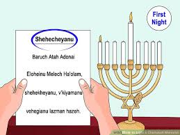 menorah candle how to light a chanukah menorah 15 steps with pictures