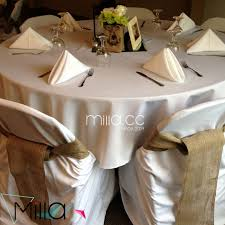 jute hessian wedding chair tie backs buy tie back chair covers