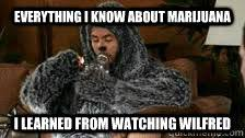 Wilfred Meme - stoned wilfred memes quickmeme