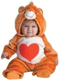 toddler halloween costumes sale care bear tenderheart 1 2 care bear suit u0026 care bear jumpsuit