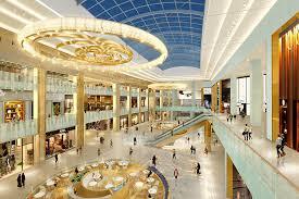 Qatar Interior Design Chapman Taylor Mall Of Qatar