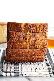 brown butter banana bread creme de la crumb