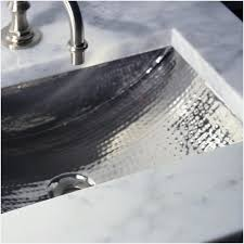 hammered nickel bathroom sink nickel bathroom sink purchase 24 inch artisan hammered nickel