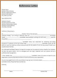 9 format for reference letter receipts template