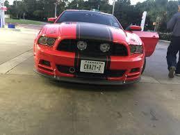 2015 Gt500 Specs Cervini U0027s Mustang Gt500 Style Upper Grille 4413 Mb 13 14 Gt V6