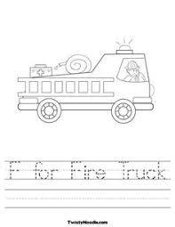 fire safety free fire truck coloring fire safety