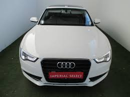 audi westrand 2013 audi a5 a5 2 0t fsi multi at imperial select rand