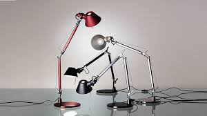 Tolomeo Desk Lamp by Artemide Tolomeo Micro Table