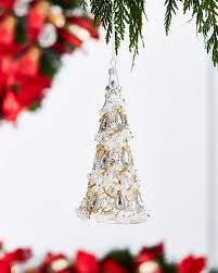 silverado glass ornament horchow