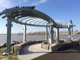 new outer harbor feature readies for official spring opening
