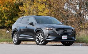 mazda 9 a deep dive into 2016 mazda cx 9 technology